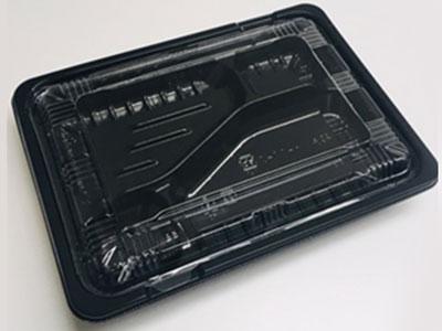 MSD箱弁 23-17-2 本体 黒(フタセット)