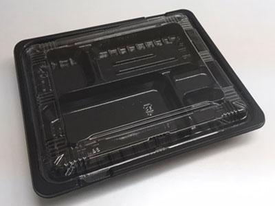 MSD箱弁 24-20-2 本体 黒(フタセット)