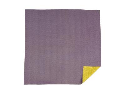 フロシキ 華優彩 松に梅 紫×金茶