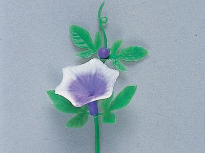 造花DK-54 朝顔(紫)