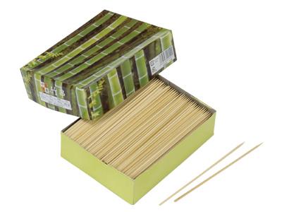 竹串 2.5mm 18cm (800g入)