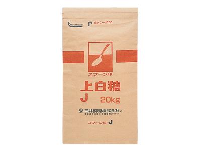 上白糖 J-20kg