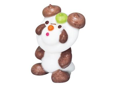 メレンゲ人形 パンダ