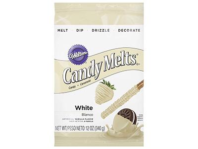 Wilton ホワイトキャンディメルツ12OZ