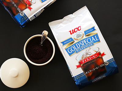UCC ゴールドスペシャルアイスコーヒー SPA 320g