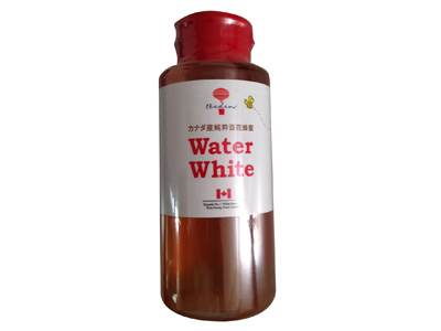 クインビーガーデン 百花蜂蜜ウォーターホワイト 1kg