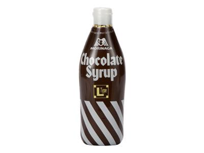 冷蔵便 森永チョコレートシロップ Lボトル 600g