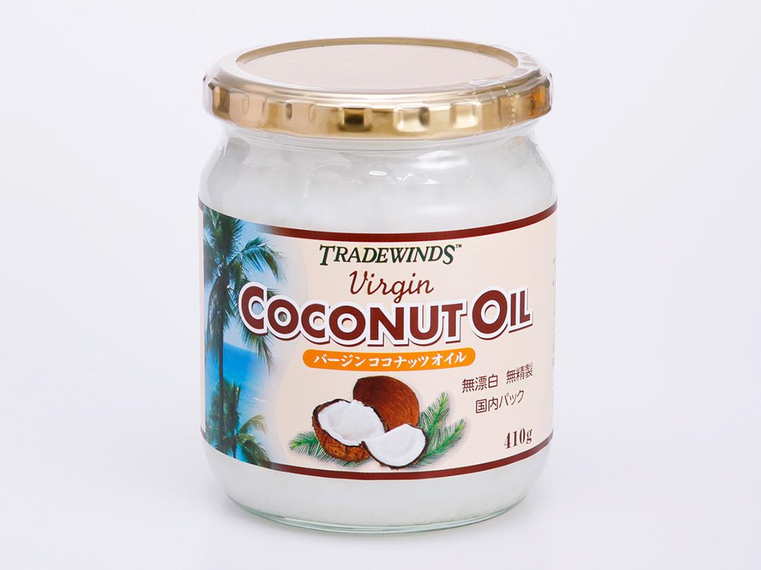 正栄食品 バージンココナッツオイル 410g