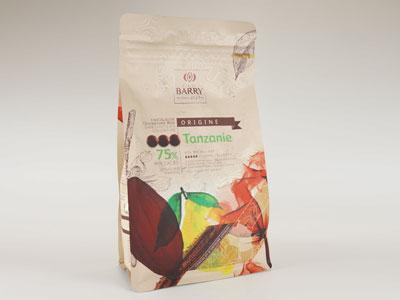 冷蔵便 カカオバリー ピストール タンザニア 1kg