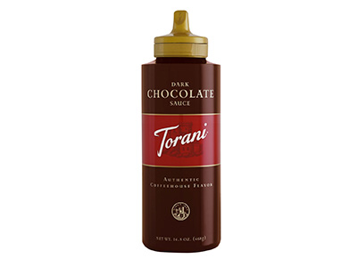 冷蔵便 トラーニ チョコレートモカソース 468g