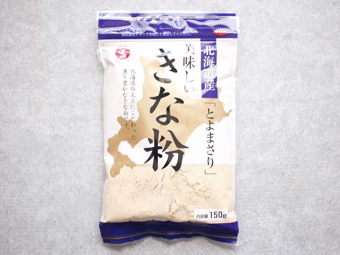 伊福殻粉 北海道産「とよまさり」美味しいきな粉 150g