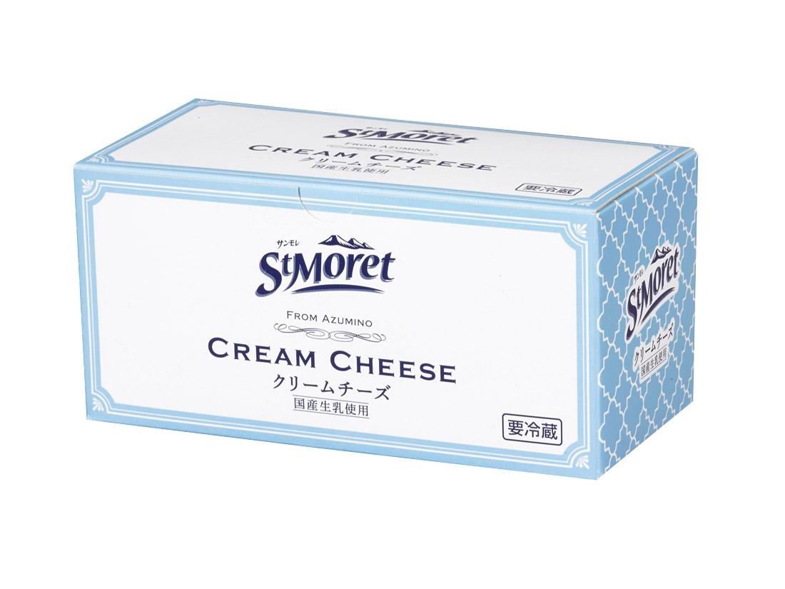 冷蔵 サンモレ クリームチーズ 1kg