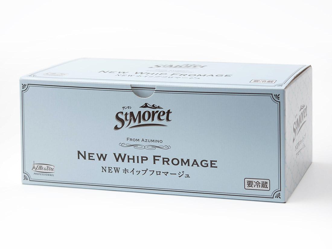 冷蔵 サンモレ NEWホイップフロマージュ 1kg