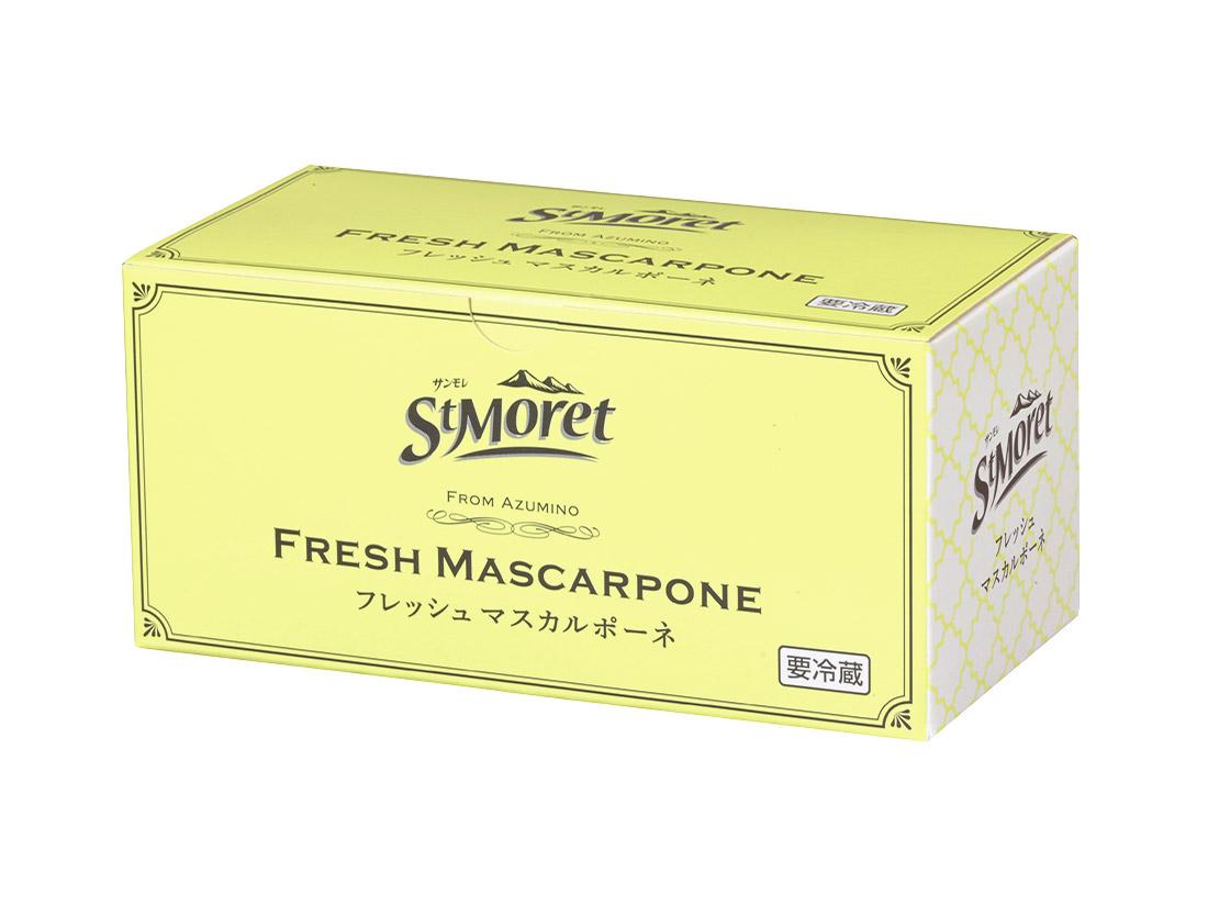 冷蔵 サンモレ フレッシュマスカルポーネ 1kg