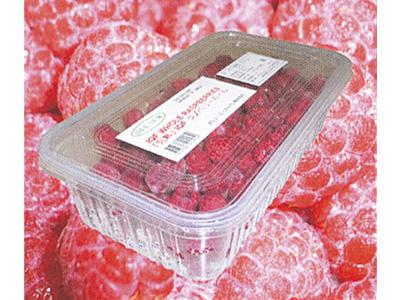 冷凍 デルスール 完熟ラズベリーホール(メッカー種)500g