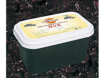 冷凍 グランベル カシスピューレ 1kg