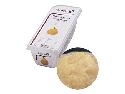 冷凍 ボワロン ピューレ ポワール 1kg