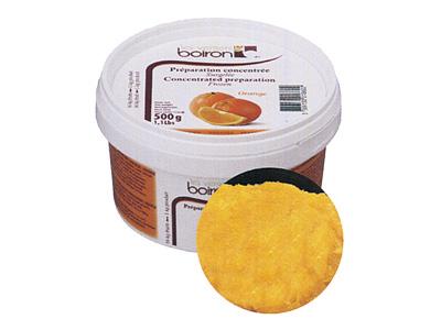 冷凍 ボワロン ピューレ オレンジコンサントレ 500g