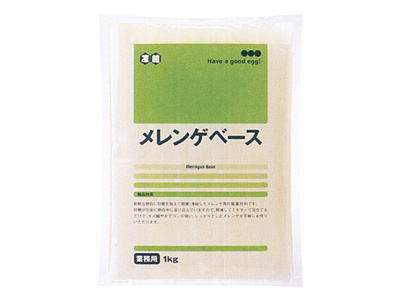 冷凍 キユーピー 凍結メレンゲベース 1kg