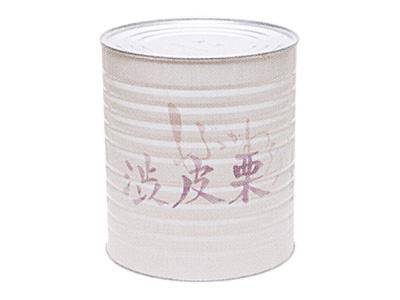 ナカリ 渋皮栗A-M大 1号缶