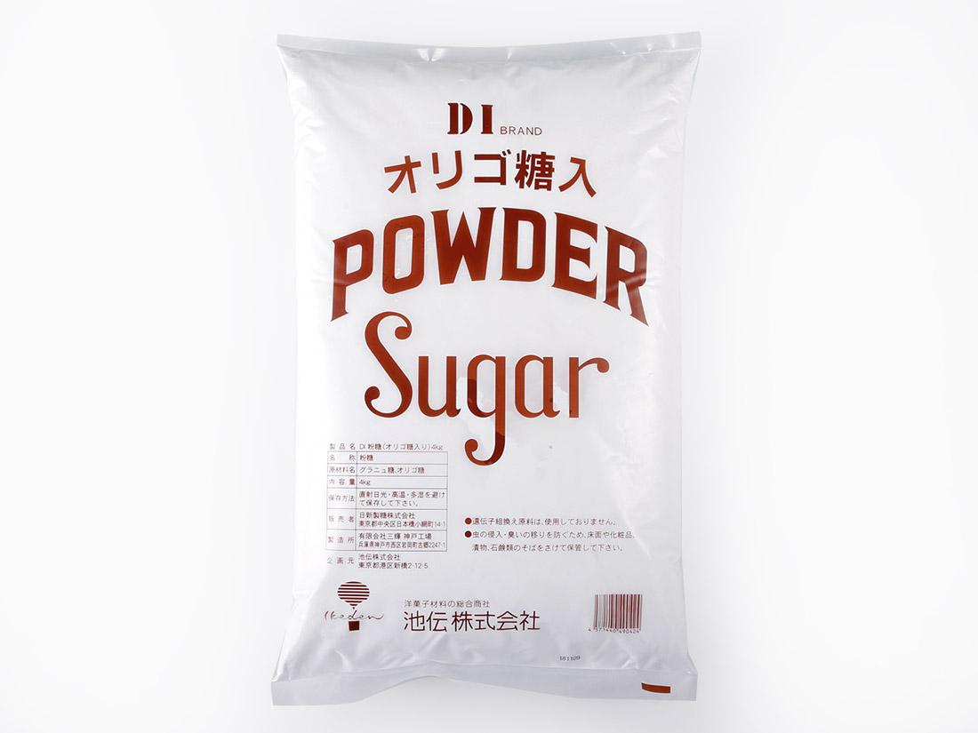 オリゴ糖入り粉糖 4kg