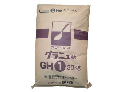 グラニュ糖 GH 30kg★