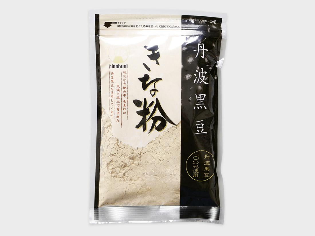 火乃国商事 丹波黒豆きな粉 100g