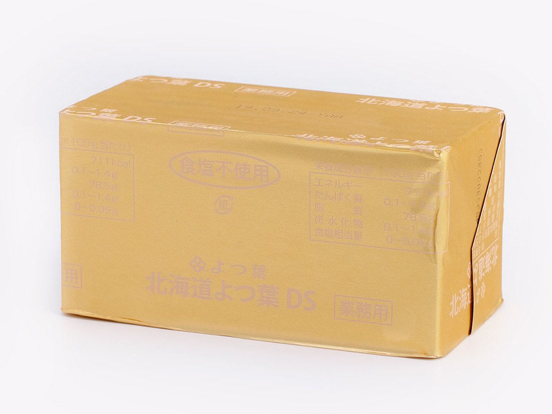 冷凍冷蔵 よつ葉 デイリースプレッド 食塩不使用 450g