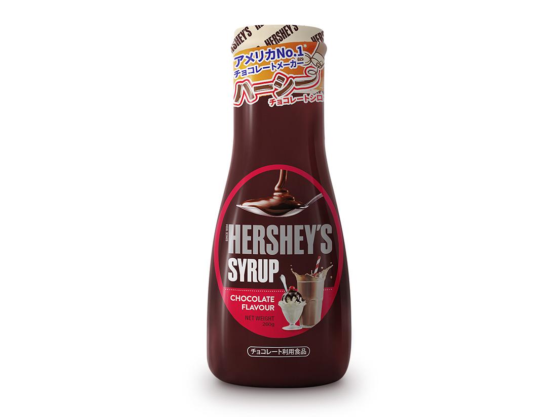 冷蔵便 ハーシー チョコレートシロップ 260g