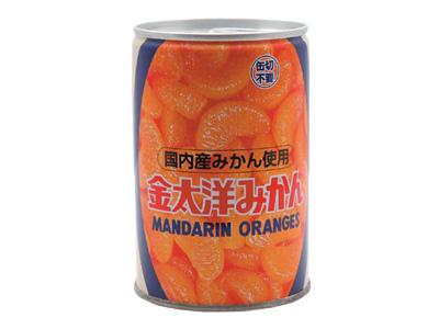 金太洋 みかん(L)国内産 EO4号缶