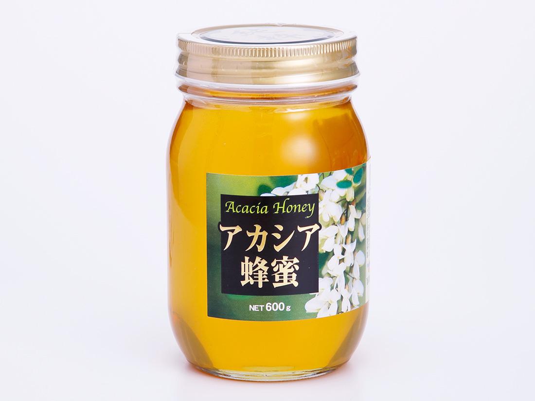梅屋ハネー アカシアはちみつ(瓶)600g