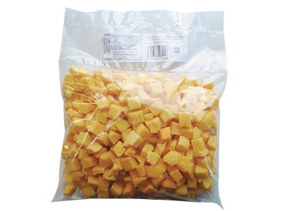 冷凍 アスクマンゴーチャンクS(15×15) 1kg