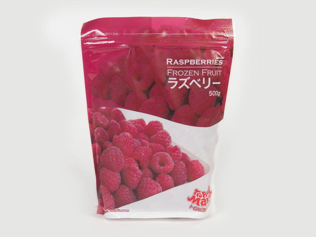 冷凍 トロピカルマリア ラズベリー 500g