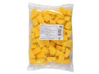 冷凍 トロピカルマリア パイナップルチャンク 500g