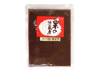 堀永殖産 栗の渋皮煮ペースト 200g