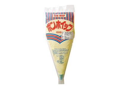 冷凍 ボンホイップクリーム マロン 1000ml