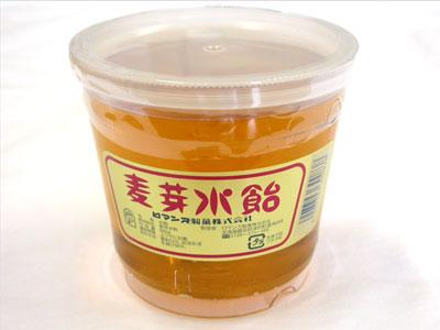 ロマンス製菓 麦芽水あめ 600g