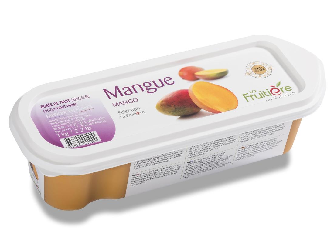 冷凍 ラ・フルティエール マンゴーピューレ 1kg