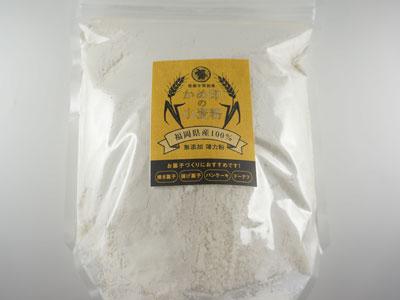田中製粉 かめ印の小麦粉 800g