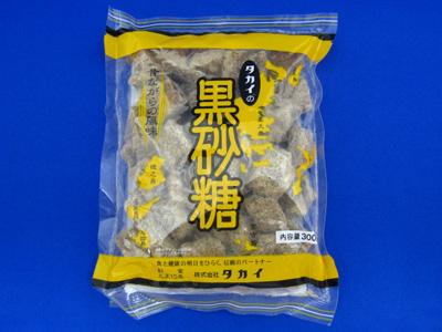 タカイ 黒砂糖 300g