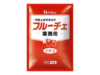 ハウス食品 業務用フルーチェ イチゴ 1kg