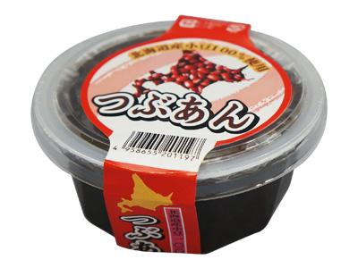 遠藤製餡 北海道産あずき100%使用つぶあん 300g