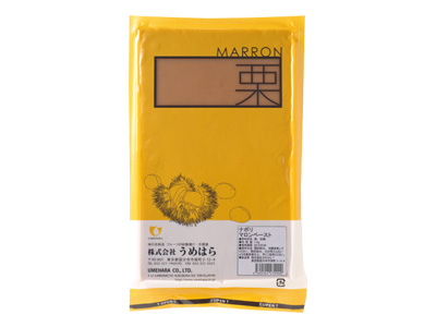 冷凍 うめはら ナポリ マロンペースト 1kg