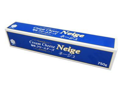 冷蔵 雪印 クリームチーズ ネージュ 750g