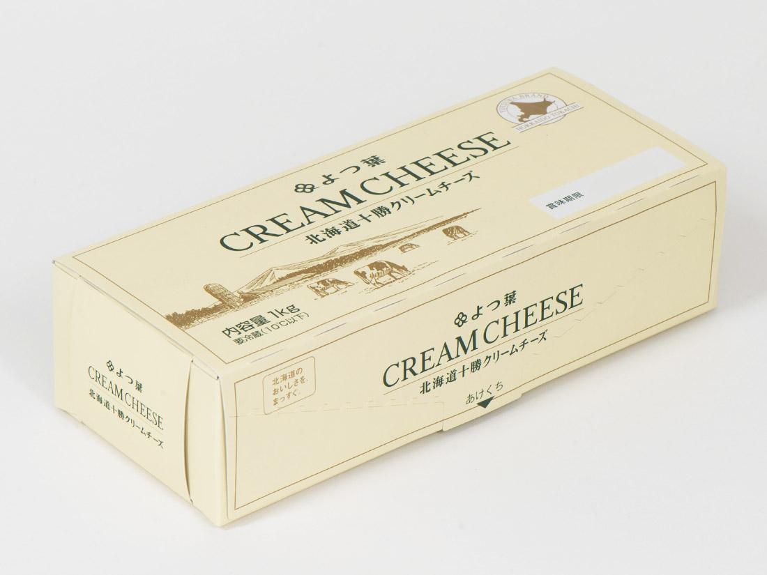 冷蔵 よつ葉 北海道十勝クリームチーズ 1kg