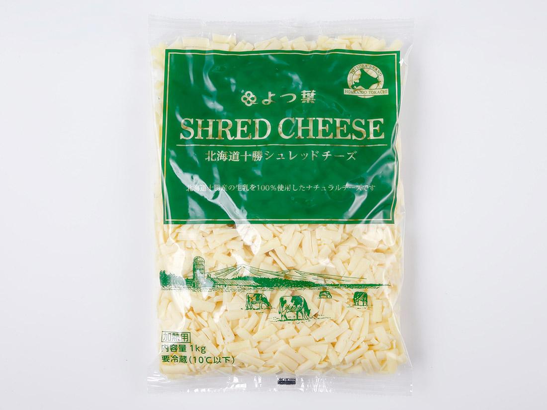 冷蔵 よつ葉 シュレッドチーズ 1kg