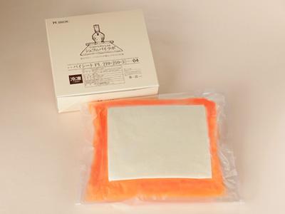 冷凍 リボン食品 パイシート(角型)PL210×210×3-04 (15枚入)