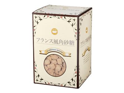 日新製糖 フランス風角砂糖(ブラウン)1kg