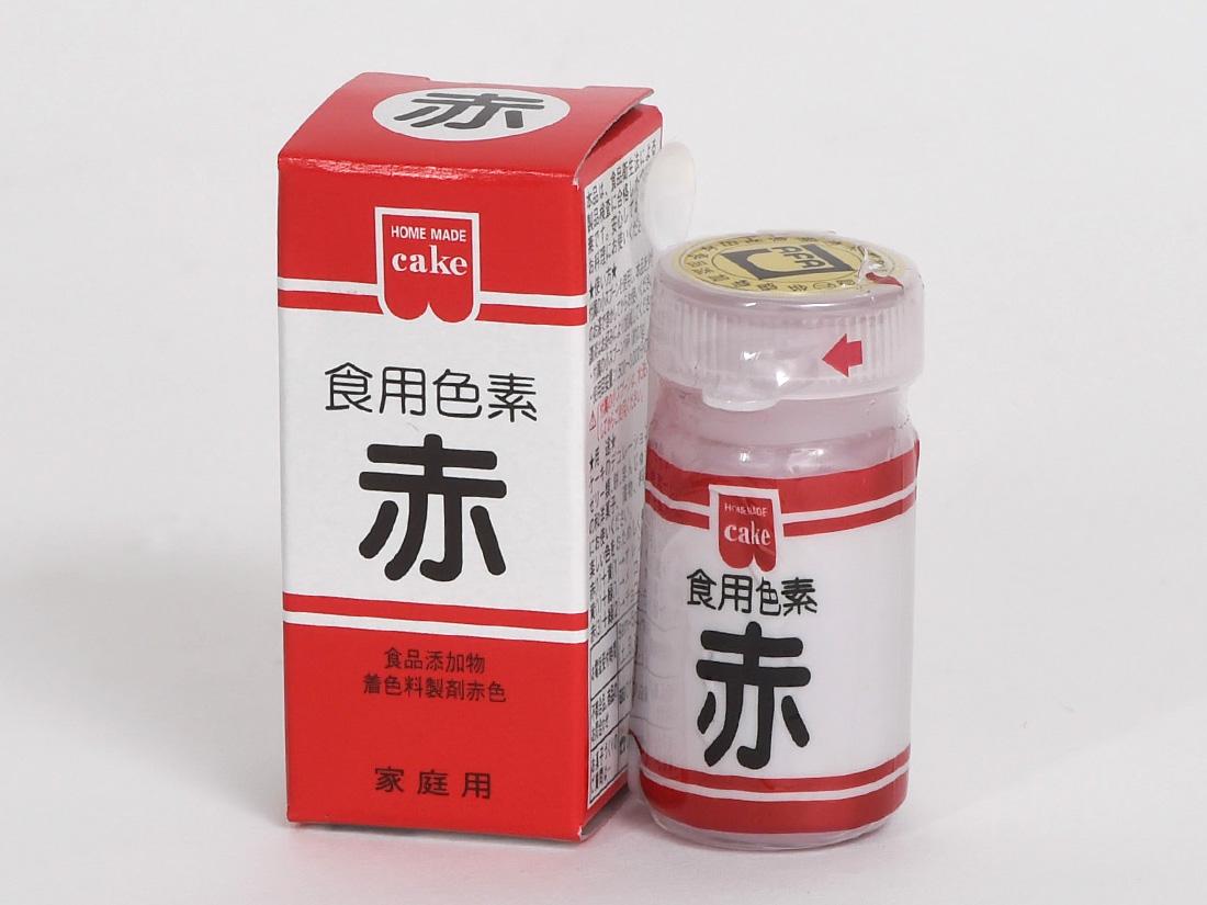 KS 食用色素 赤 5.5g