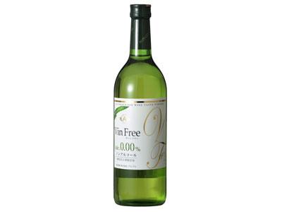 アルプス ヴァンフリー 白(ノンアルコール) 瓶 720ml